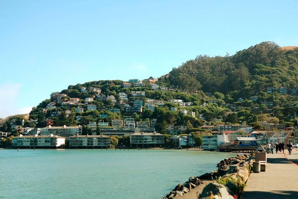 Дома с видом на залив Сан-Франциско стоят по 4—6 млн долларов