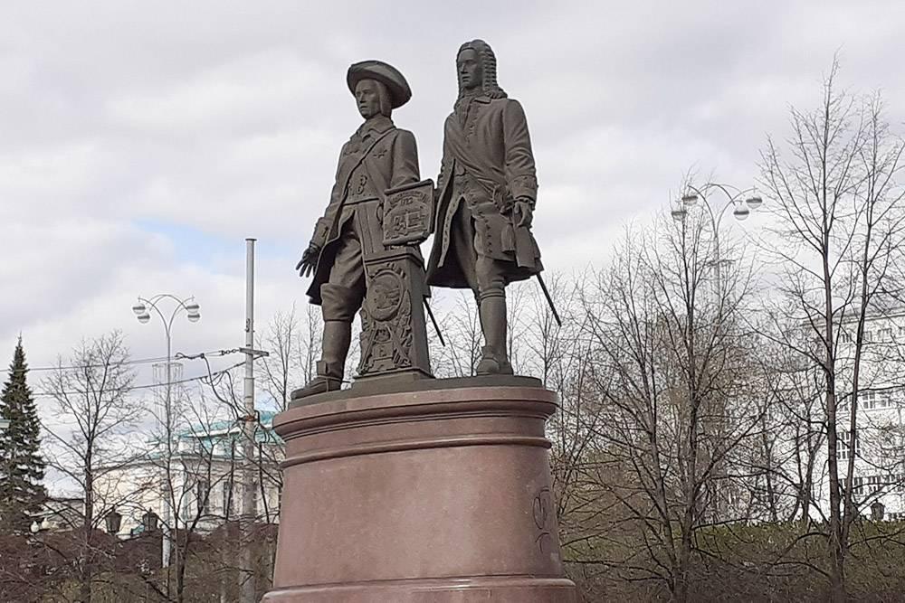 «Бивис и Баттхед» стоят на месте. В миру — Татищев и деГеннин, основатели нашего города