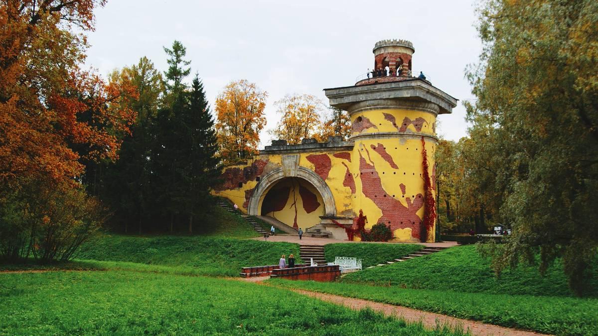 Что посмотреть в Пушкине за один день