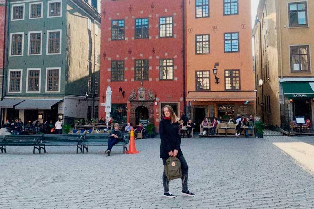 Я съездила в Швецию по программе «Эразмус-плюс» в 2020году несмотря на коронавирус