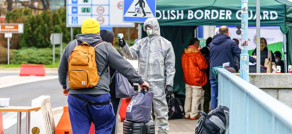 СоветЕС рекомендовал открытьграницы Евросоюза длявакцинированных туристов