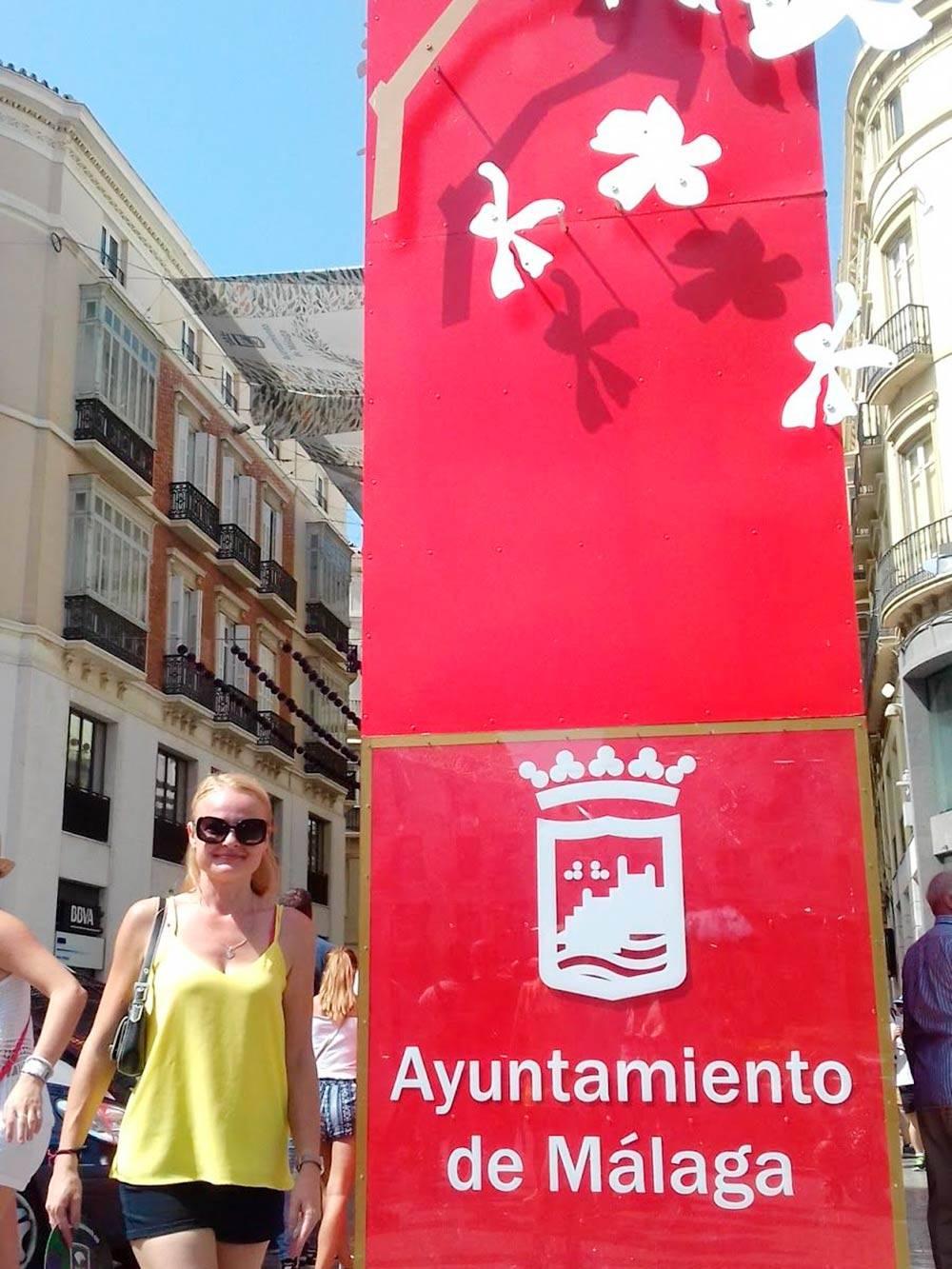 Я живу на юге Испании с 2009года