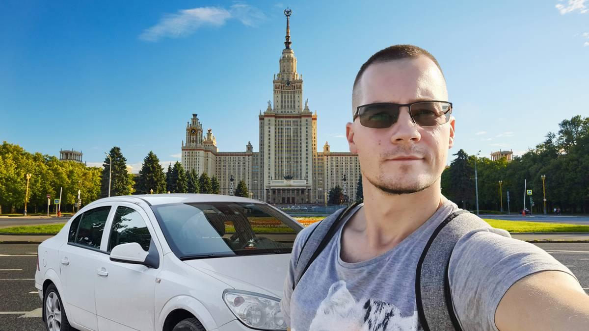 Запускаем сериал о путешествии: читатель Т—Ж едет через всю Россию на авто