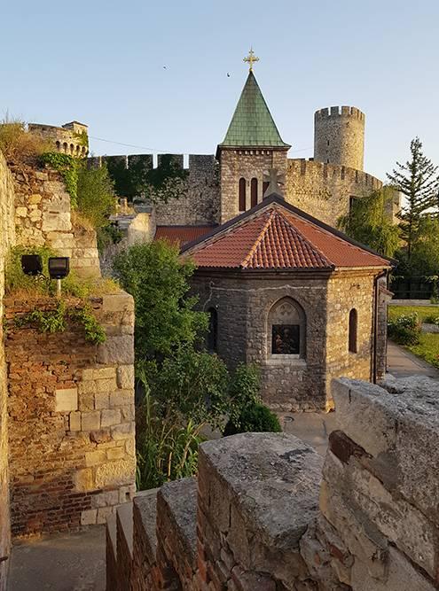 Здание церкви Ружица 16 века успело побывать мечетью, пороховым складом и гарнизонной церковью