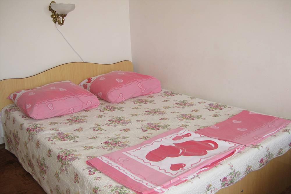«Романтичное» постельное белье — не самый худший вариант