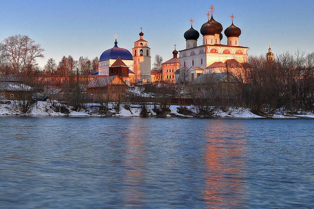 Трифонов монастырь — один из красивейших в Кирове. Фото: Sergey Ponomarev/Flickr