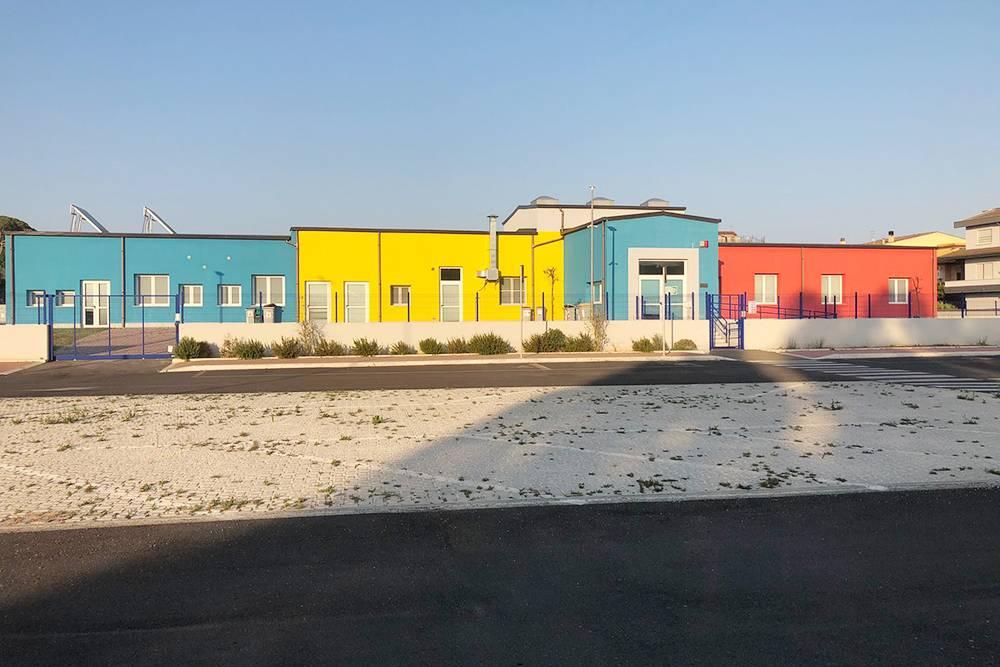 Государственный детский сад в Италии
