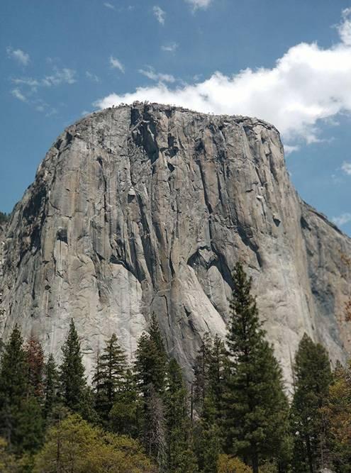 Горы в парке продолжают расти со скоростью 30 см в 1000 лет