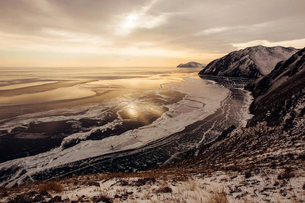 На Байкале настолько красиво, что бренд «Армани» снимал здесь свою рекламу
