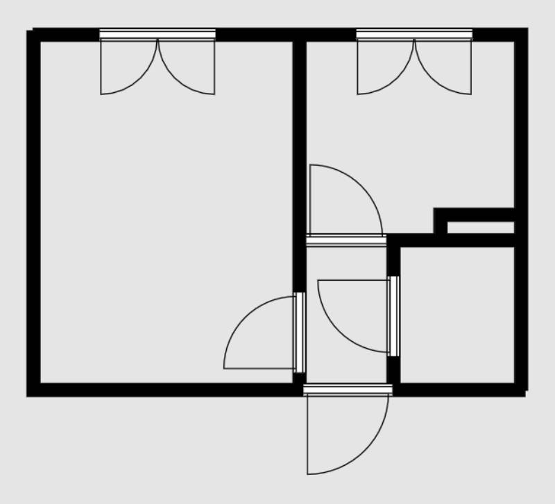 Темный прямоугольник в углу на кухне — это вентиляционный короб. Демонтировать его, переносить и вообще трогать в процессе ремонта не стоит