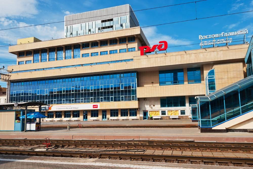 Из Москвы я приехала на станцию «Ростов-главный». Источник: Yuri-D3 / Shutterstock