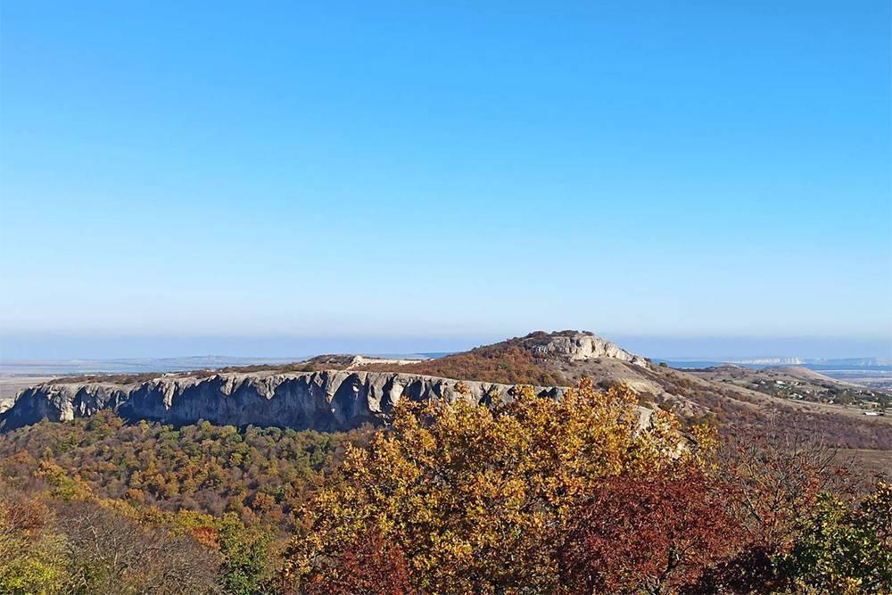 Вид на долину реки Бурульчи
