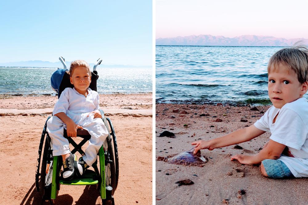 Мой сын обожает море и хочет связать с ним свою будущую профессию