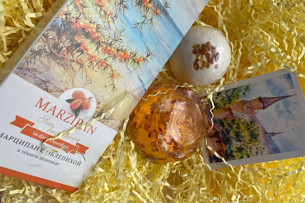 Калининградские сувениры, которые я собрала друзьям