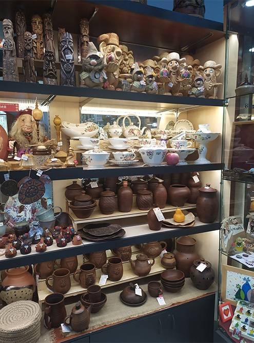 Керамические изделия — традиционный промысел в Томской области. Таких сувениров там делают много
