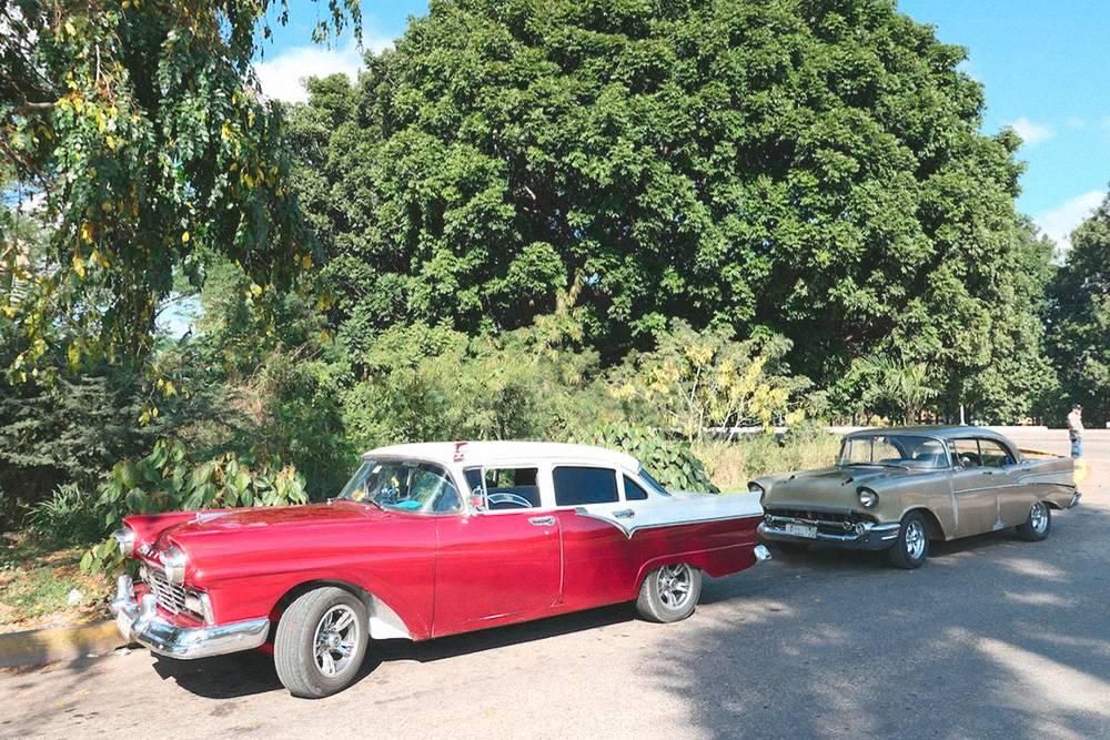 Коллективо на Кубе — это старые Шевроле. Фото: lin padgham / Flickr