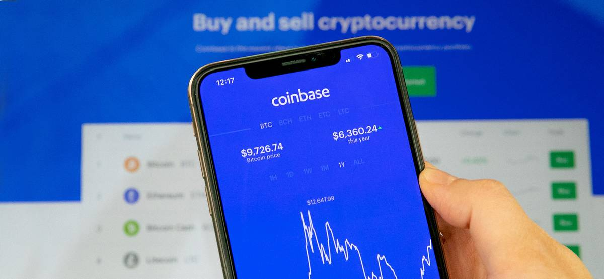 За год выручка Coinbase выросла в 12 раз