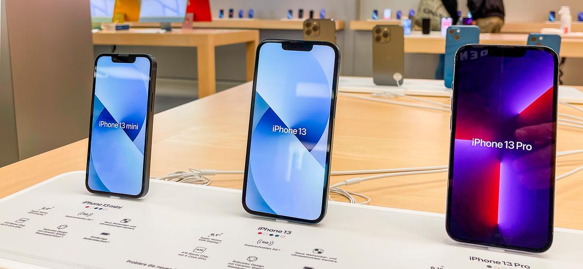 Apple сокращает производство новых iPhone из-за дефицита чипов