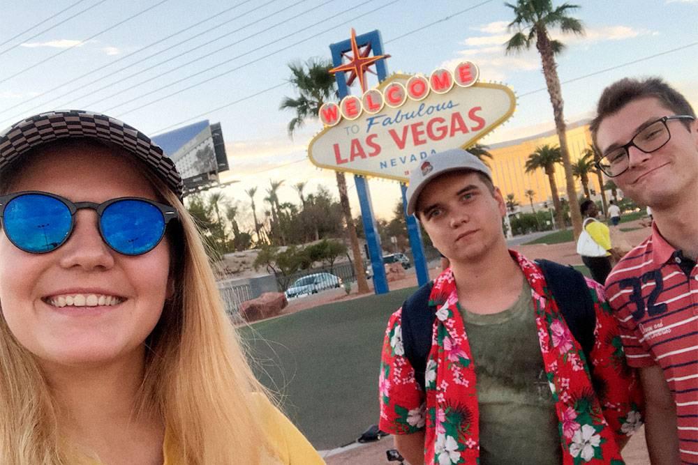 Мы с Настей и Ромой съездили в США по программе «Ворк-энд-тревел» в 2018 году