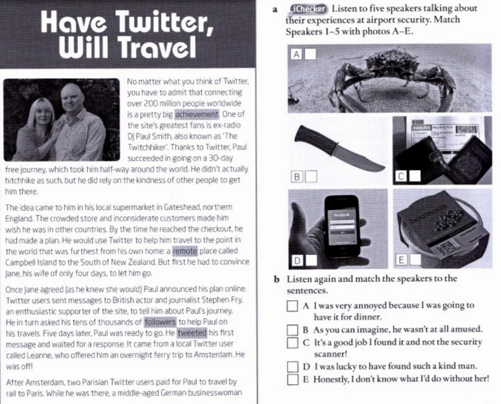 Этот учебник хорош для2008года. Нов2020году странно всерьез обсуждать на уроке феномен Твиттера и смотреть нателефоны, которых нет уже даже убабушек