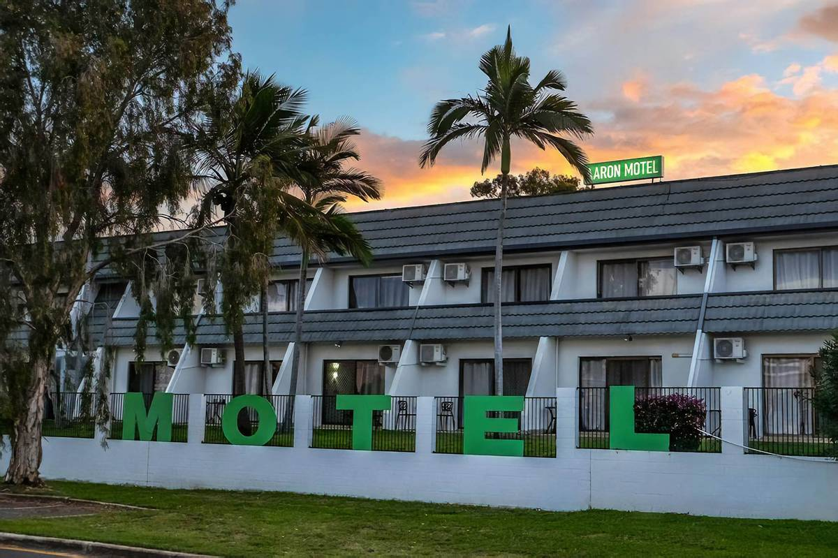Мотель в городе Гладстон. Источник: booking.com