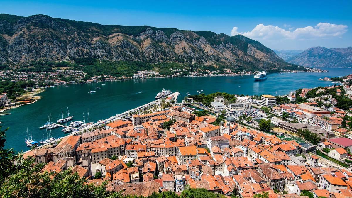 Правила въезда в Черногорию в 2021году