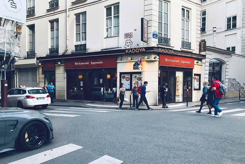 Кафе, рестораны и бистро в Париже расположены буквально на каждом углу