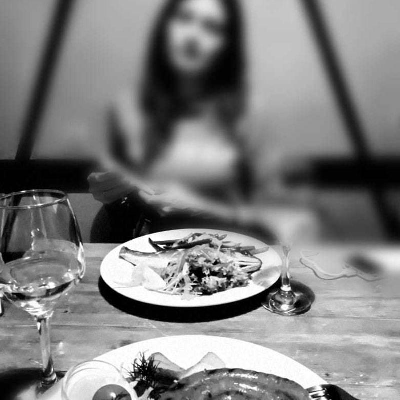 Ужин по случаю годовщины свадьбы удался