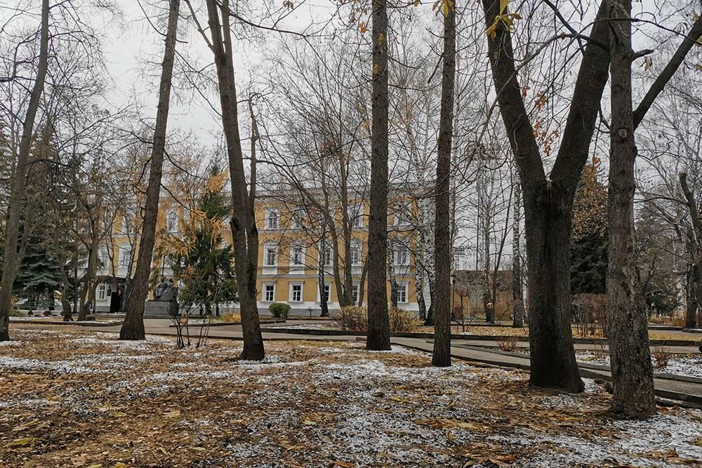 Гимназия №1 — самая старая школа Пензы