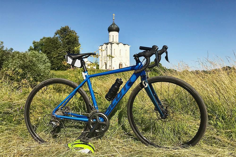 Мой новый велосипед — Scott Speedster