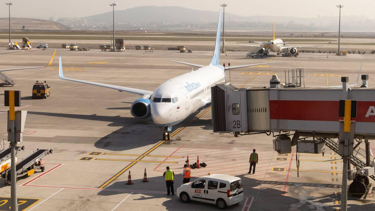 Россия приостанавливает полеты в Турцию и Танзанию