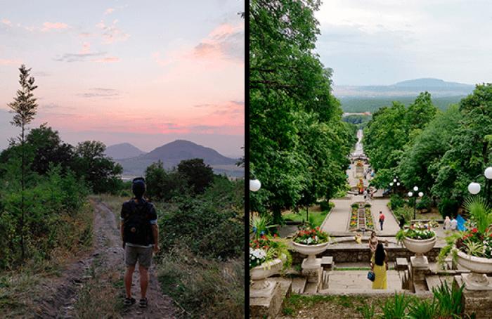 В Кавминводах круто ездить в горы с палатками, брать ежедневные туры, пересекать на джипах реки и устраивать самостоятельный хайкинг