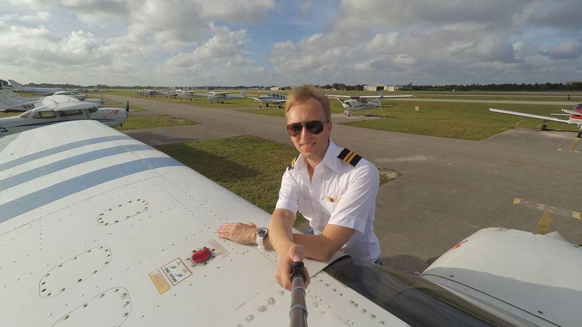 Как получить лицензию частного пилота в США
