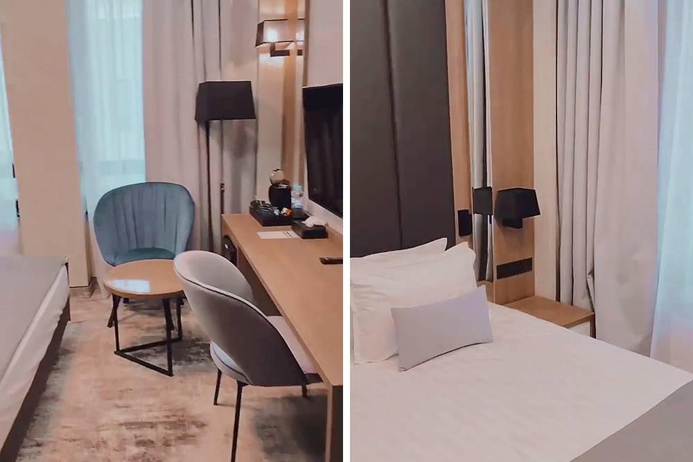 Открытая пару месяцев назад гостиница «Мегаполис» позиционирует себя как пятизвездочный отель. Номер отличный, девушки на ресепшен приятные, в номере все новое и свежее, даже полотенца еще мохнатые и не затертые 😂