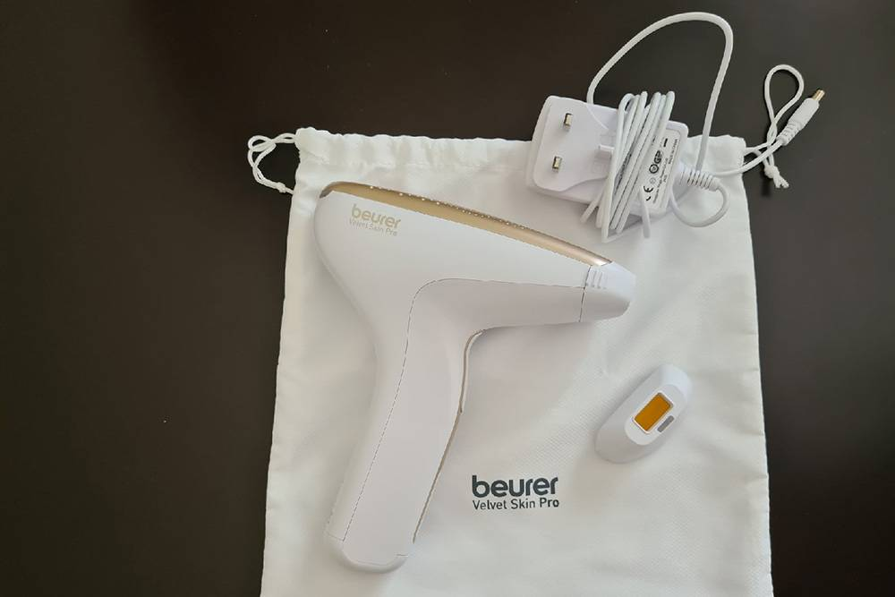 Это фотоэпилятор, который я купила — Beurer IPL Velvet Skin Pro Hair Removal