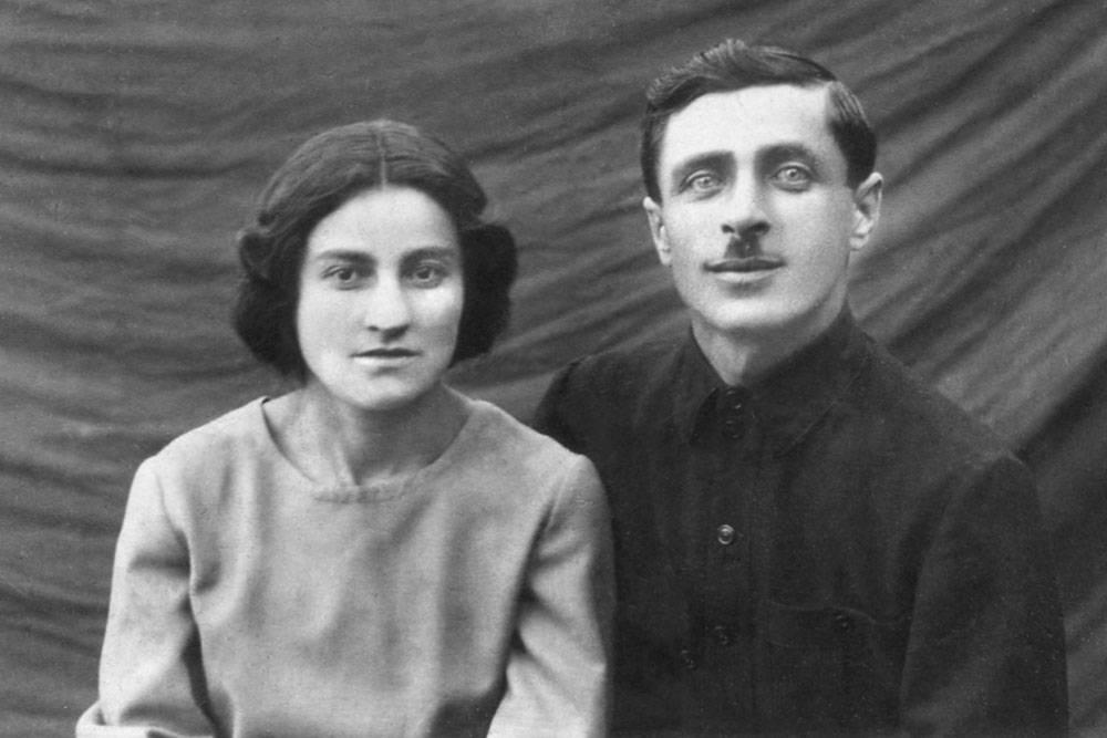 Прабабка, пережившая геноцид, и прадед, прошедший Первую мировую, в 1929году
