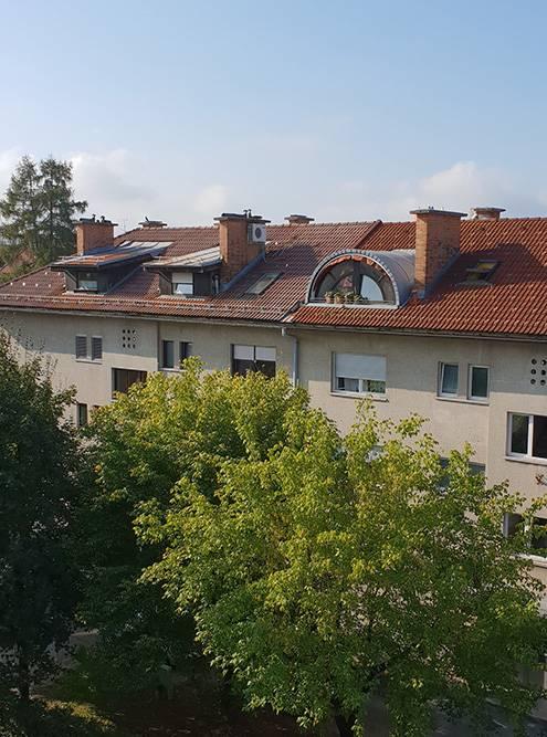 Вид из нашего окна