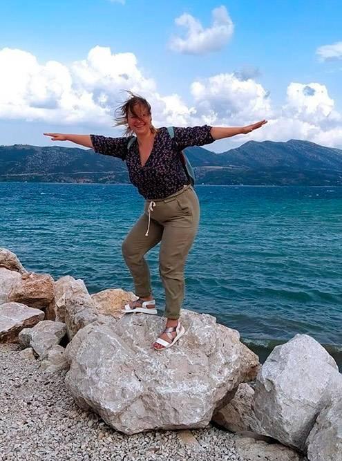 В озере Эгирдир чистейшая бирюзовая вода