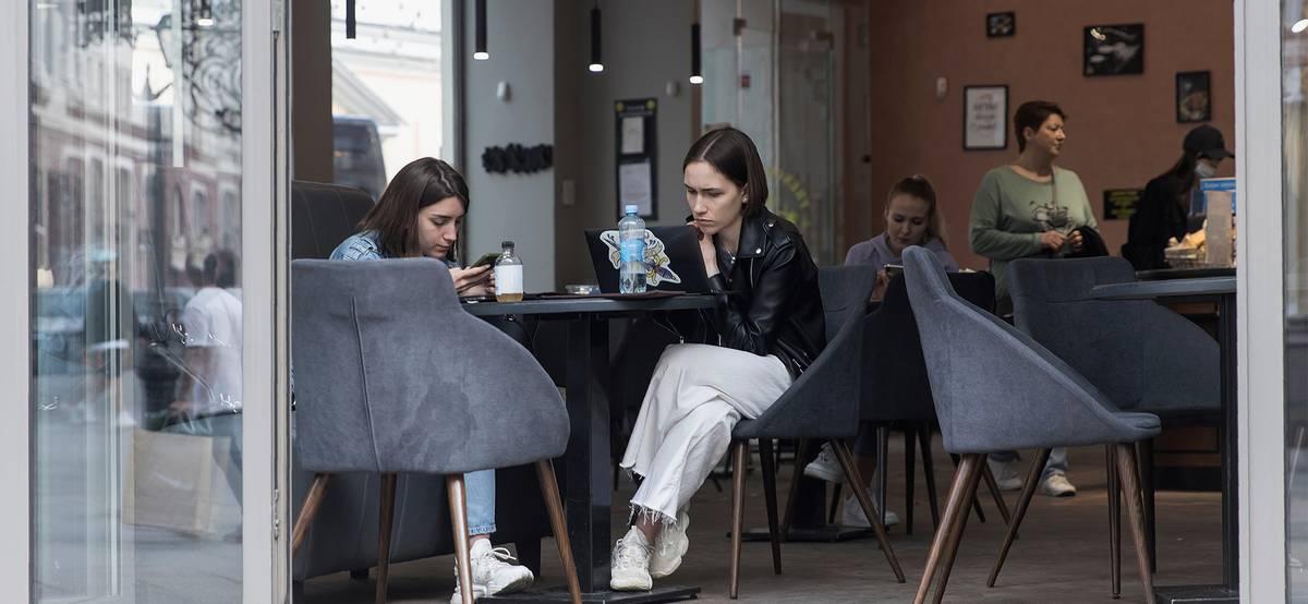 Как кафе в Москве принимать посетителей по QR-кодам