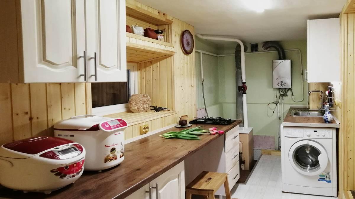 Я отремонтировала кухню за 117 919 ₽