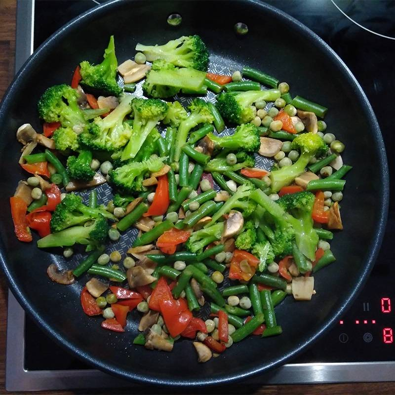 Простая и быстрая еда