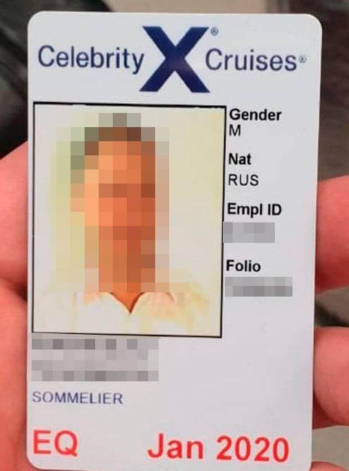 Это айди-карта, ее оформляют вместо паспорта. Если ее потерять, то новую оформят за 15$ (1110<span class=ruble>Р</span>)