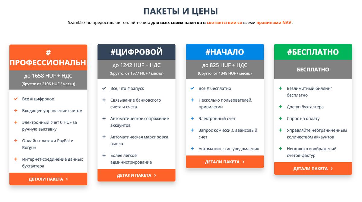 Сайт полностью на венгерском языке, но с «Гугл-переводчиком» можно разобраться