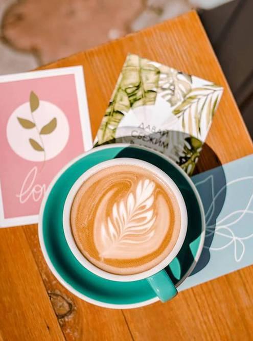 Самые продаваемые напитки во всех кофейнях — капучино, латте и американо