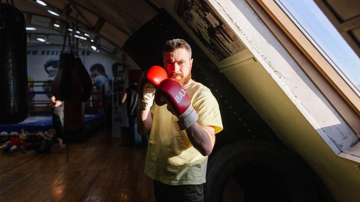 Как я научился боксировать в 35 лет и сбросил 20 кг
