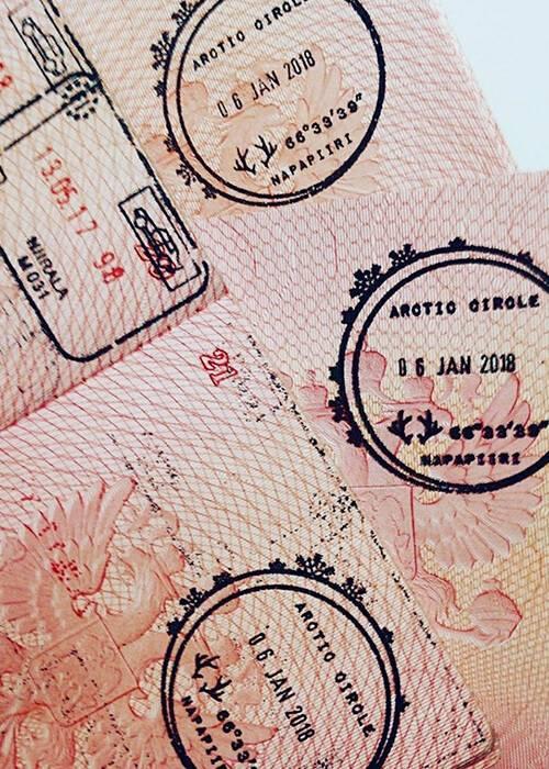 Arctic Circle — штампы, из-за которых пришлось менять паспорта