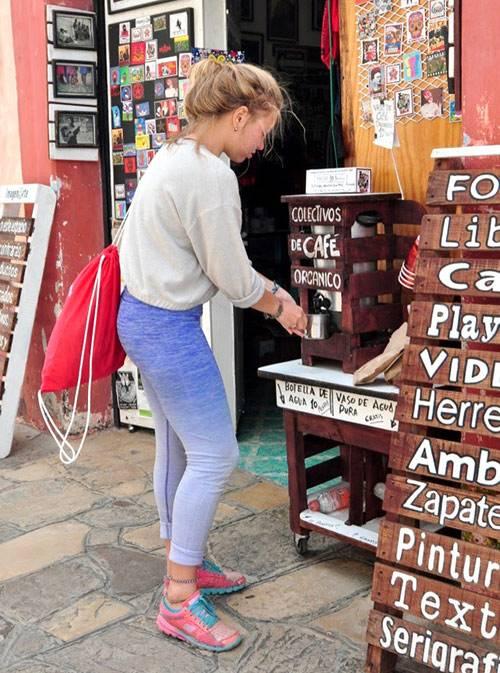 «Революционный кофе» отдают за пожертвование в 10 песо (33<span class=ruble>Р</span>)
