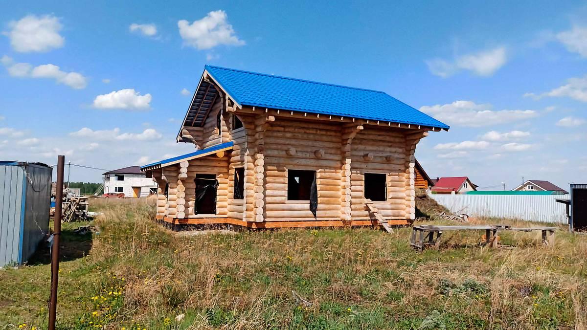 Как я построил деревянный дом под Екатеринбургом за 5,2 млн рублей