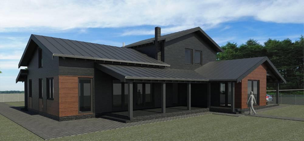 Вот так будет выглядеть новый дом