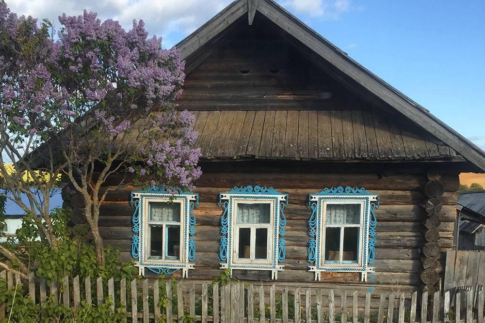 Это дом, где я проводил большую часть летних каникул